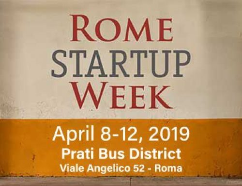 Roma Startup Week. 8-12 Aprile, Prati Bus District. Viale Angelico 52, Roma